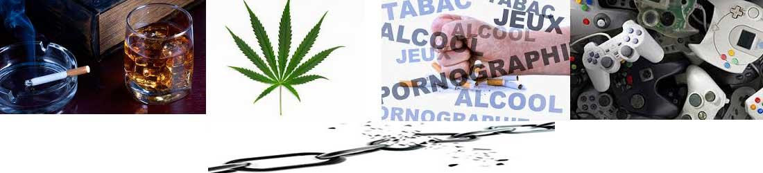 Dépendances : tabac, alcool, jeux, drogues, affective