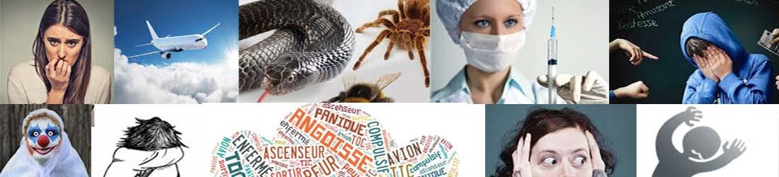 Phobies, peur, panique